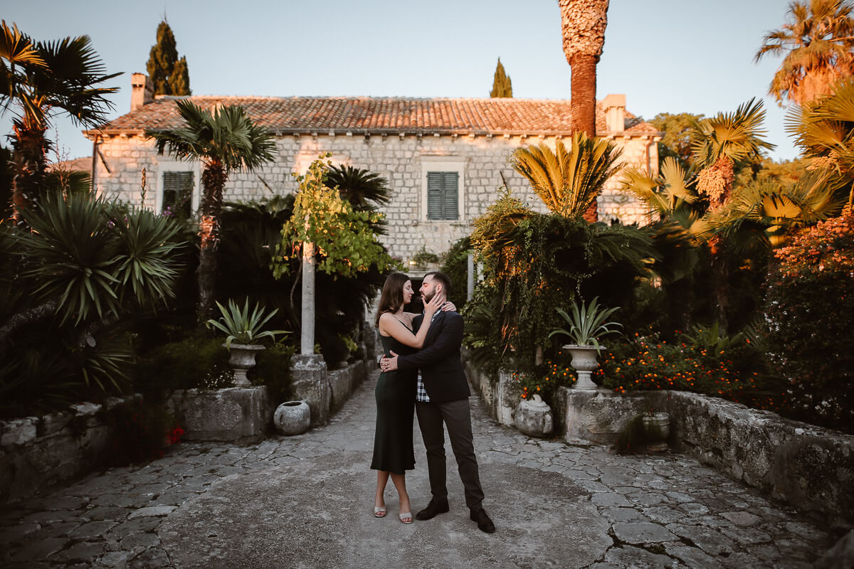 Arboretum trsteno dubrovnik couple session love and ventures photography 17 | Croatia Elopement Photographer and Videographer