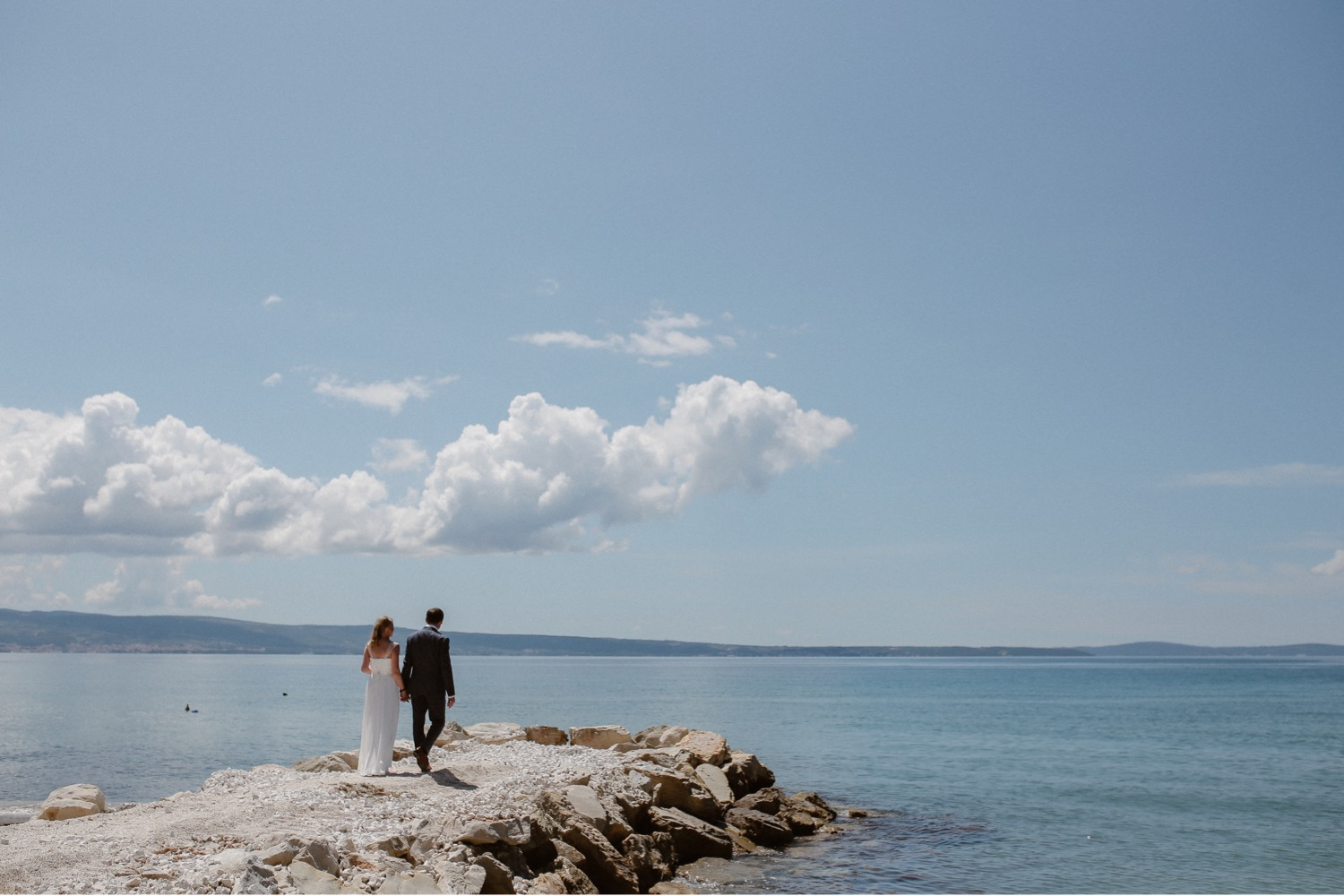 Croatia beach elopement hilke thomas love and ventures photography 01 | Croatia Elopement Photographer and Videographer