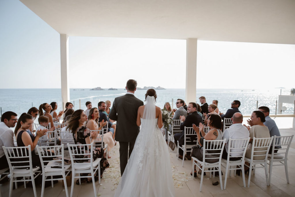 Jasmina and Matthew getting married in Croatia