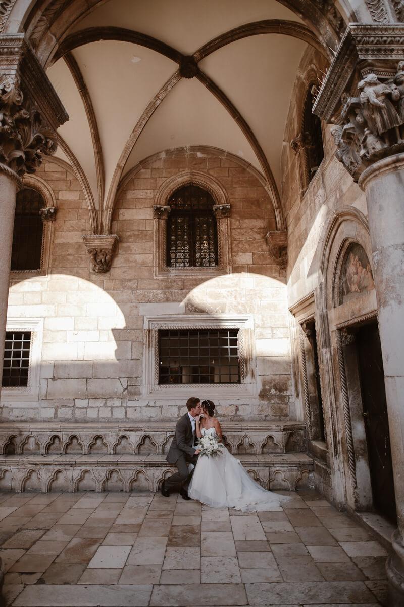 Elope in Dubrovnik ideas