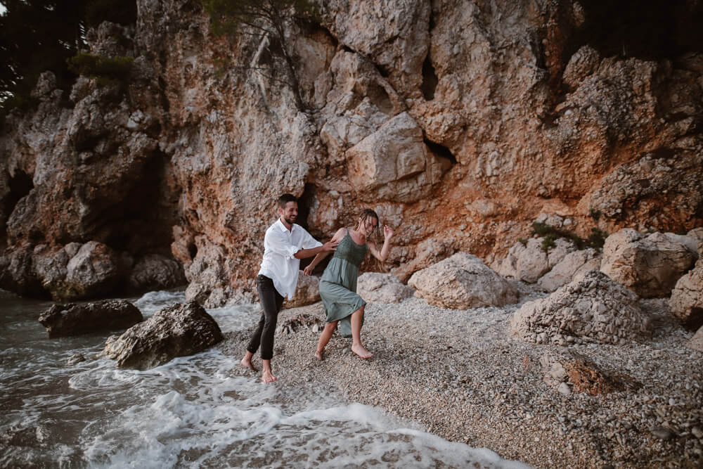 Kayaking adventure photosession croatia love and ventures photography 21 | Croatia Elopement Photographer and Videographer