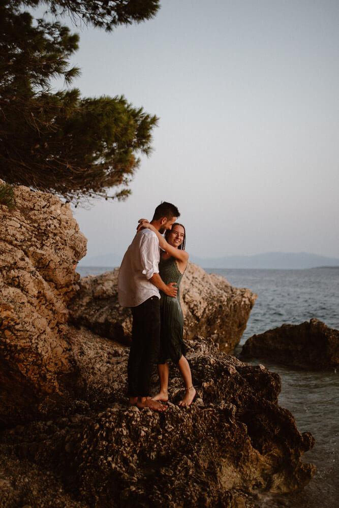 Kayaking adventure photosession croatia love and ventures photography 39 | Croatia Elopement Photographer and Videographer