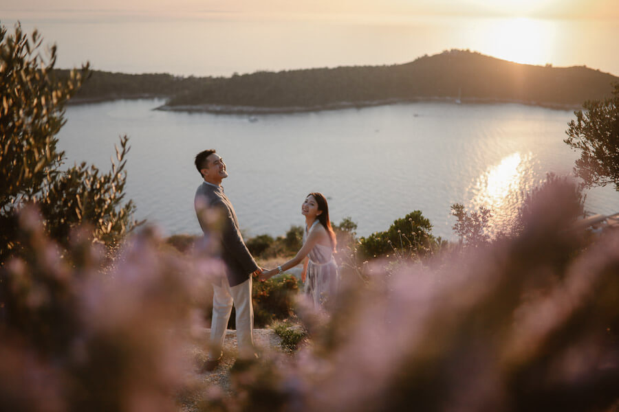 Park Orsula Engagement Dubrovnik Por Ken Love and Ventures Photographer 09 | Croatia Elopement Photographer and Videographer