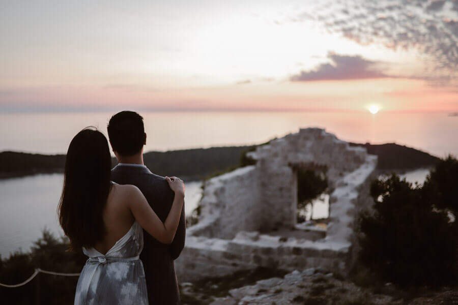 Park Orsula Engagement Dubrovnik Por Ken Love and Ventures Photographer 21 | Croatia Elopement Photographer and Videographer
