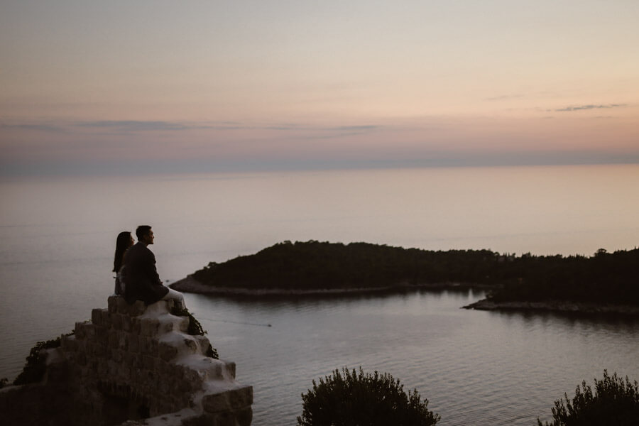 Park Orsula Engagement Dubrovnik Por Ken Love and Ventures Photographer 25 | Croatia Elopement Photographer and Videographer