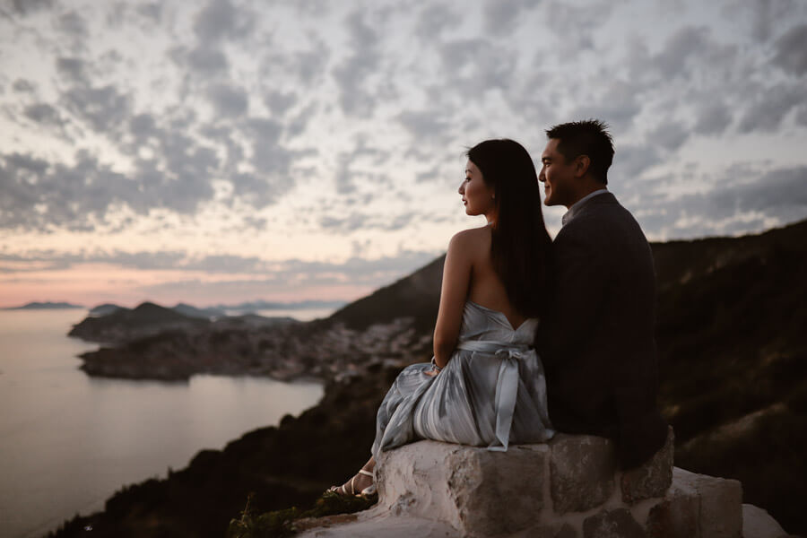 Park Orsula Engagement Dubrovnik Por Ken Love and Ventures Photographer 26 | Croatia Elopement Photographer and Videographer