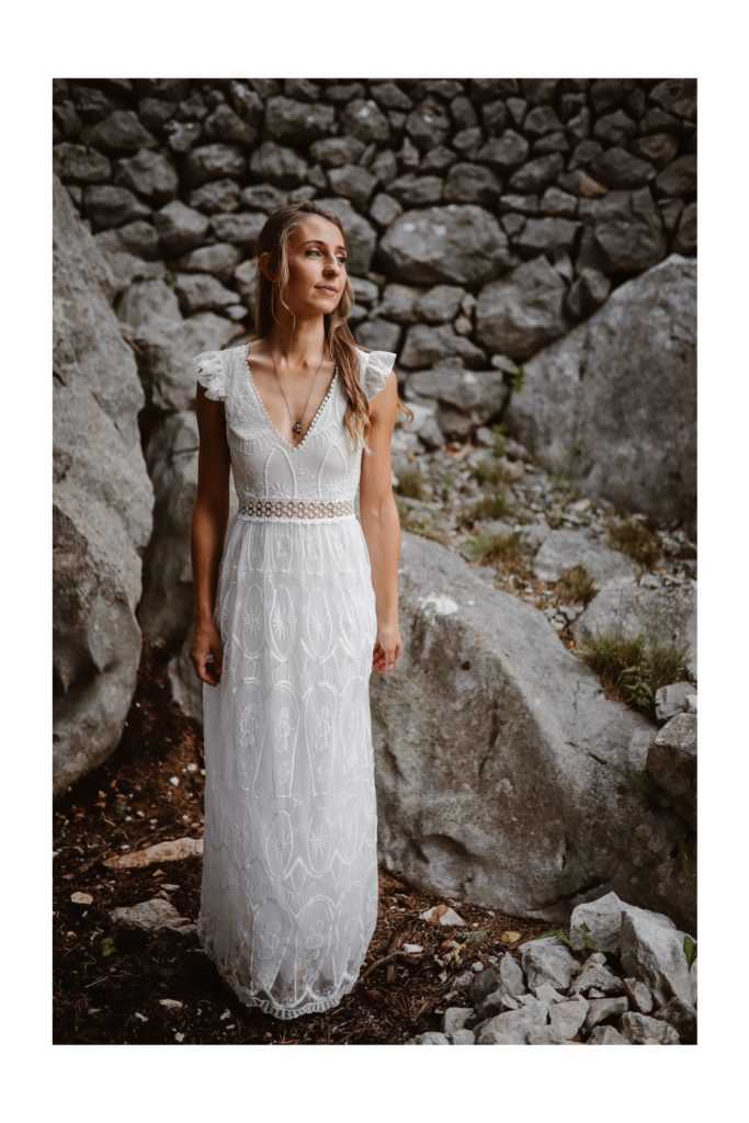 boho intimate wedding bacina lakes beata ivan love and ventures photography 07 | Croatia Elopement Photographer and Videographer