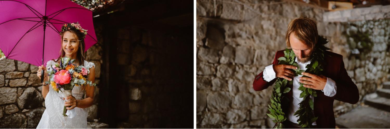 boho intimate wedding bacina lakes beata ivan love and ventures photography 13 | Croatia Elopement Photographer and Videographer