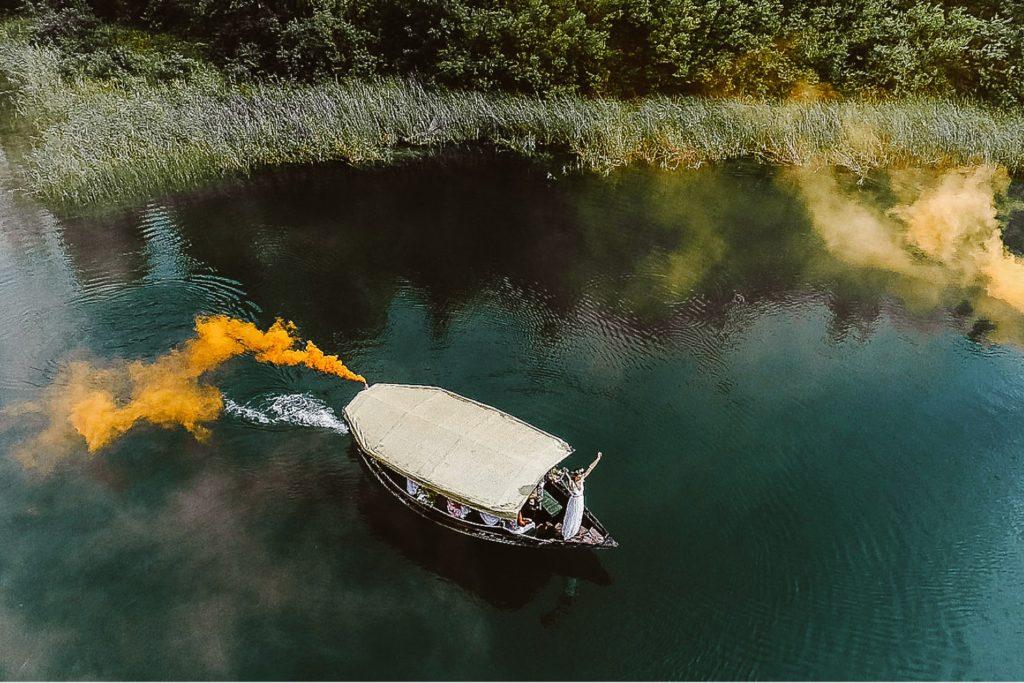 boho intimate wedding bacina lakes beata ivan love and ventures photography 17 | Croatia Elopement Photographer and Videographer