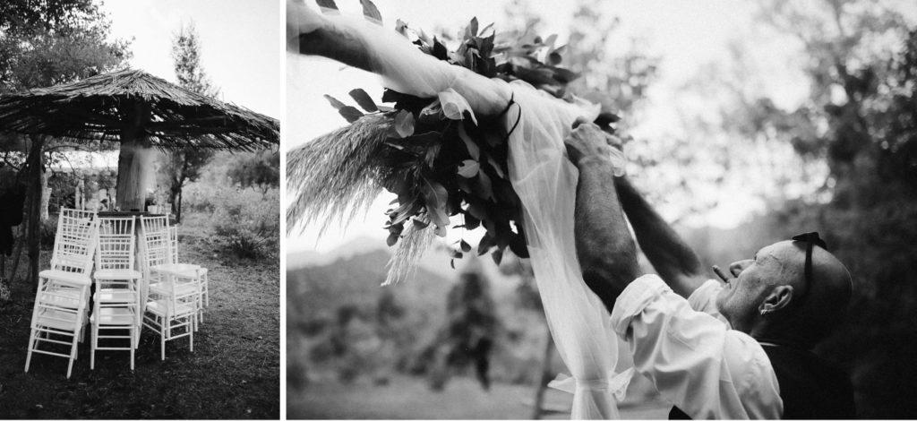 boho intimate wedding bacina lakes beata ivan love and ventures photography 21 | Croatia Elopement Photographer and Videographer