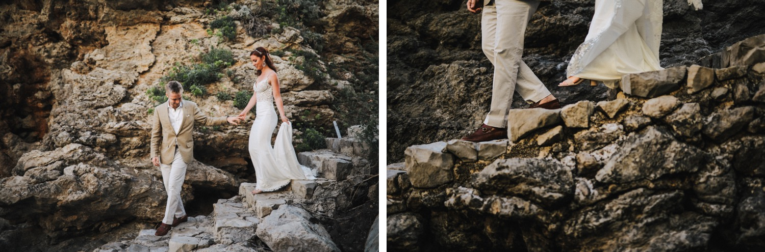 villa dubrovnik sea elopement love and ventures photography 17 | Croatia Elopement Photographer and Videographer