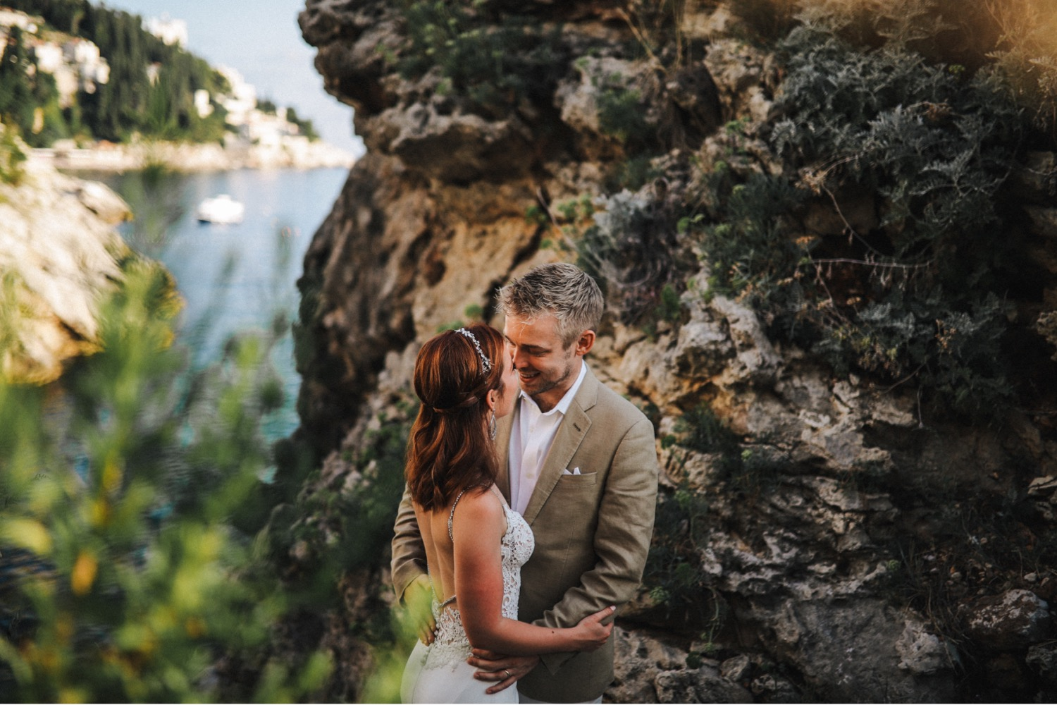 villa dubrovnik sea elopement love and ventures photography 18 | Croatia Elopement Photographer and Videographer