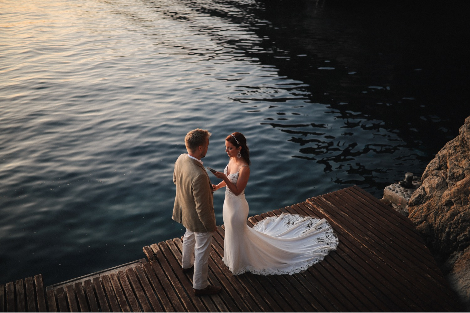 villa dubrovnik sea elopement love and ventures photography 34 | Croatia Elopement Photographer and Videographer
