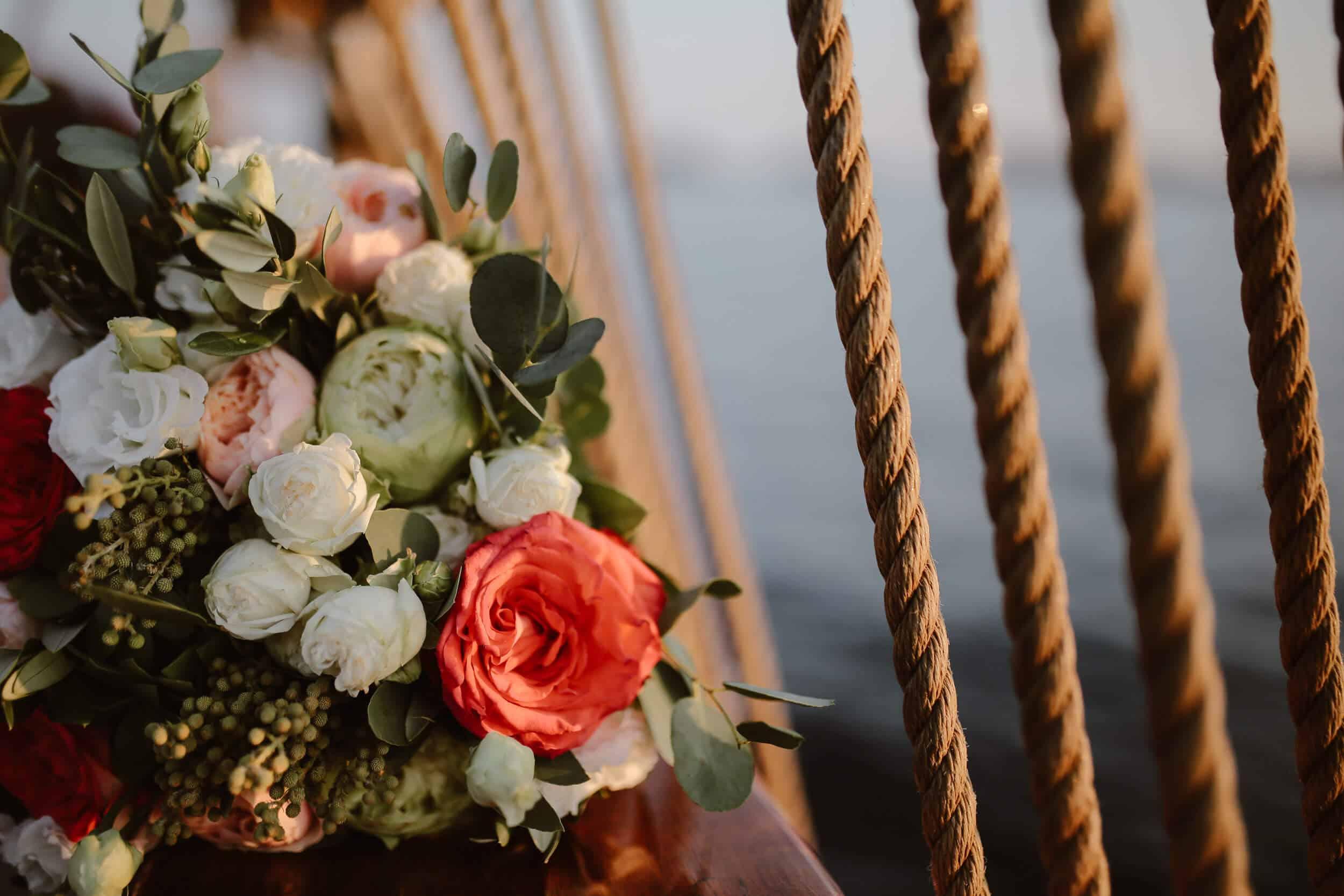 Dubrovnik karaka boat elopement matea stephan 11 | Croatia Elopement Photographer and Videographer