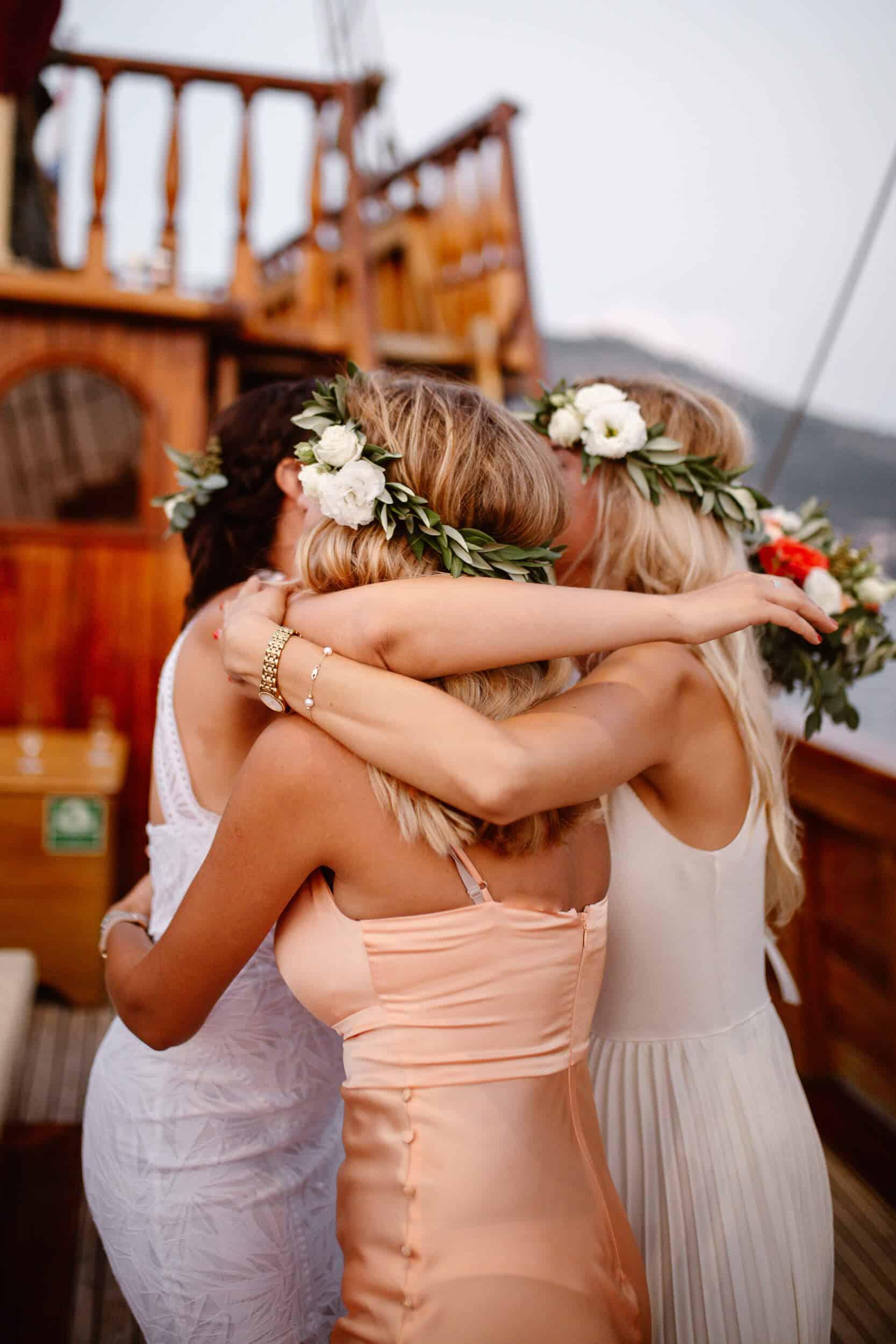 Dubrovnik karaka boat elopement matea stephan 22 | Croatia Elopement Photographer and Videographer