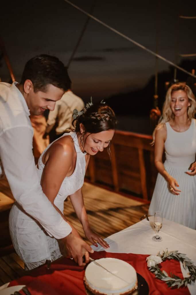 Dubrovnik karaka boat elopement matea stephan 28 | Croatia Elopement Photographer and Videographer
