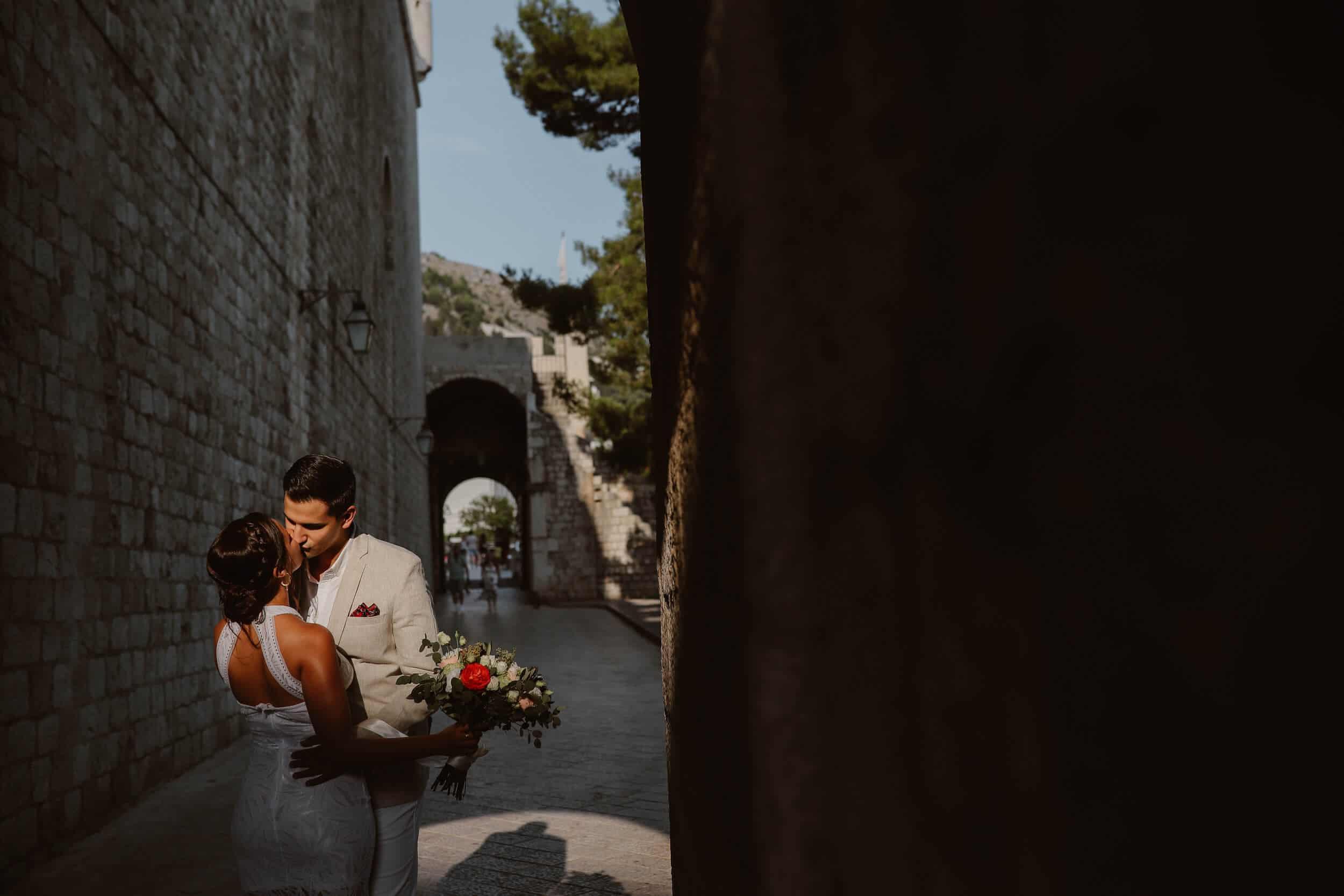 Dubrovnik karaka boat elopement matea stephan 3 | Croatia Elopement Photographer and Videographer