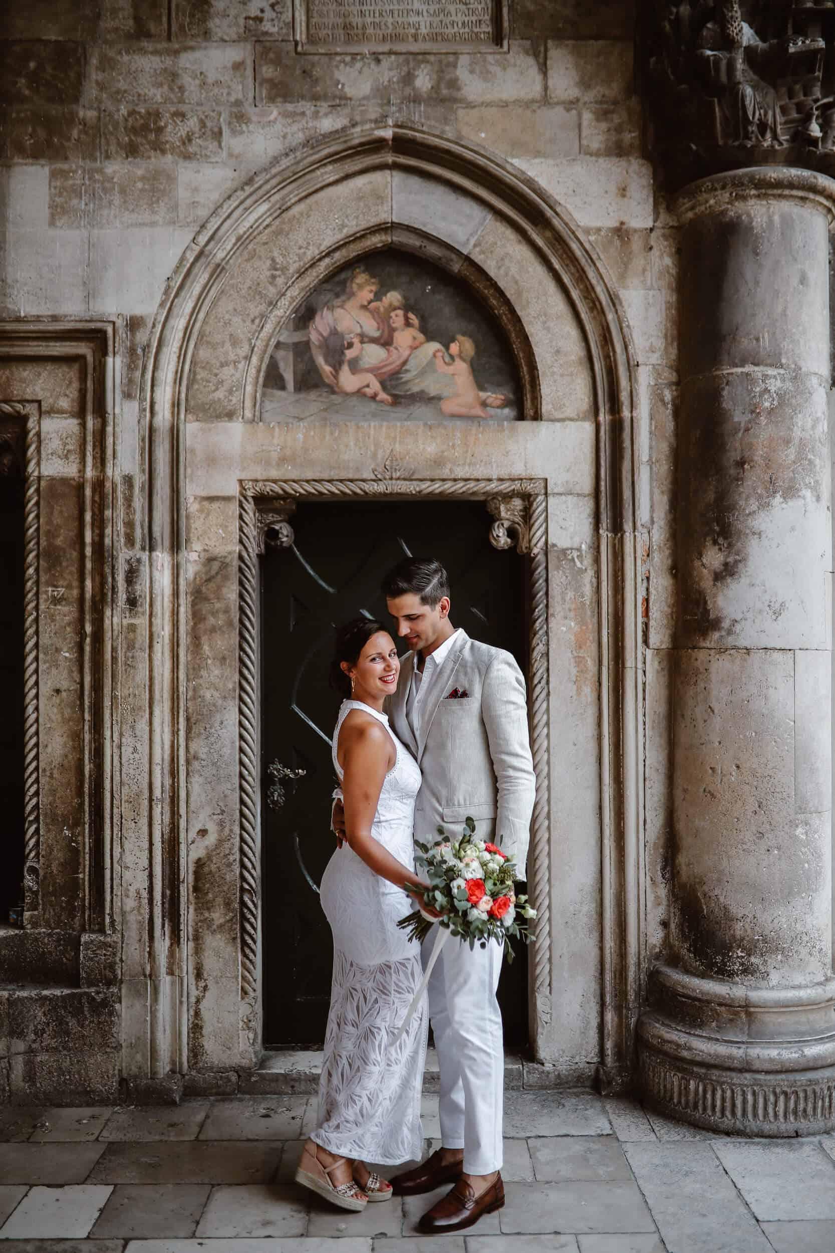 Dubrovnik karaka boat elopement matea stephan 5 | Croatia Elopement Photographer and Videographer