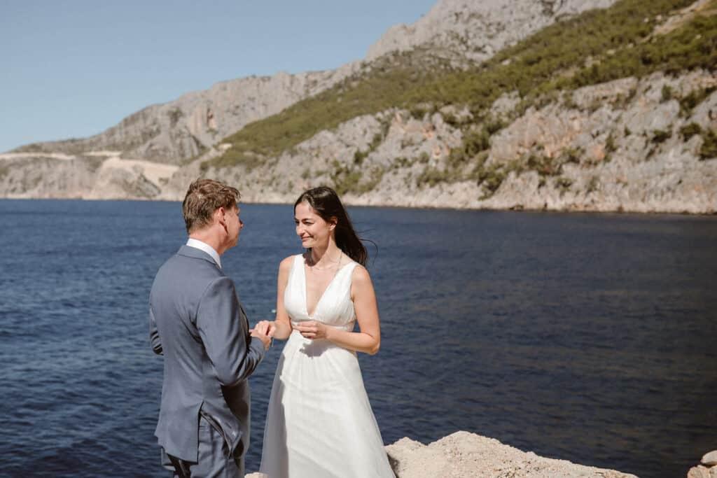 Adventurous Hvar Wedding Elopement Love and Ventures 001 | Croatia Elopement Photographer and Videographer