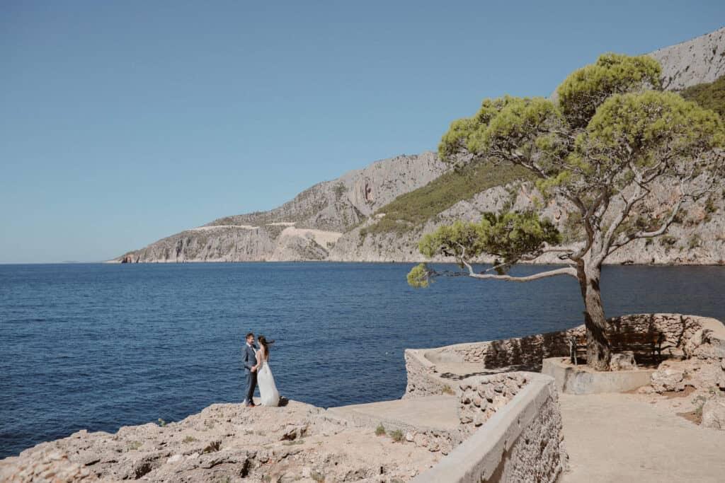 Adventurous Hvar Wedding Elopement Love and Ventures 006 | Croatia Elopement Photographer and Videographer
