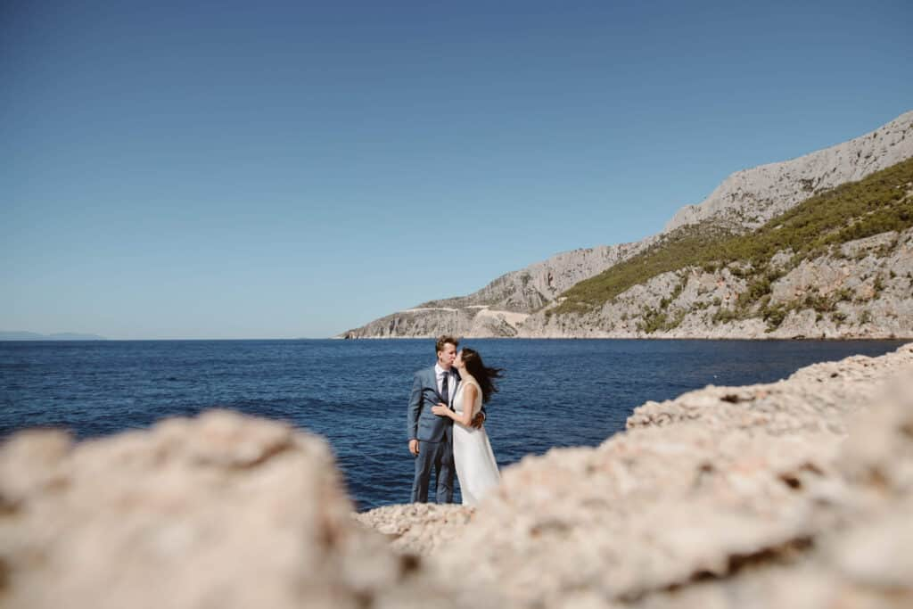 Adventurous Hvar Wedding Elopement Love and Ventures 011 | Croatia Elopement Photographer and Videographer