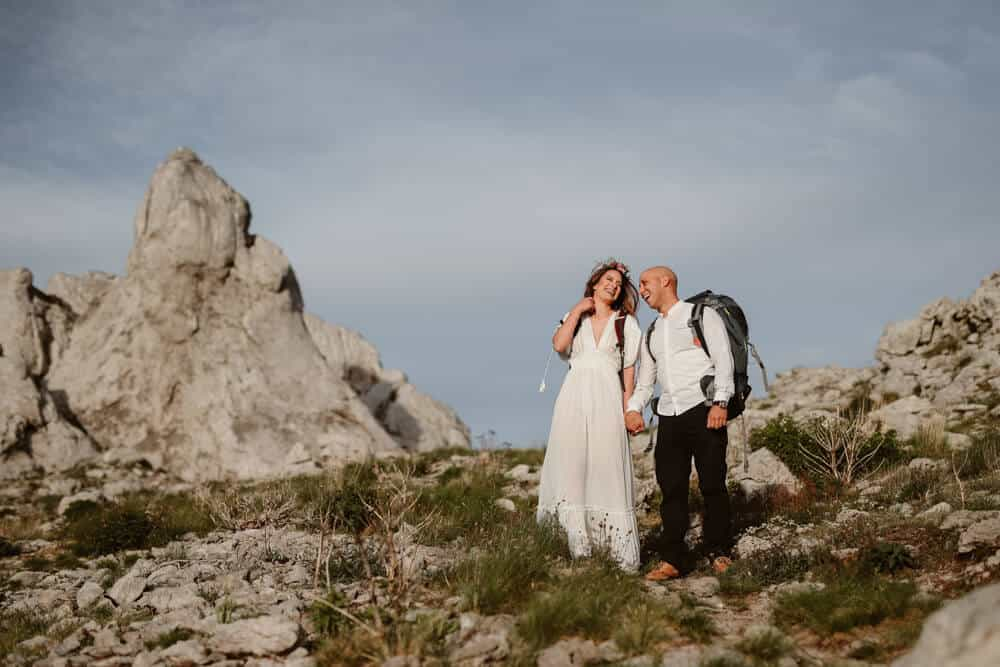 What is elopement How to elope Love and Ventures 18 | Croatia Elopement Photographer and Videographer
